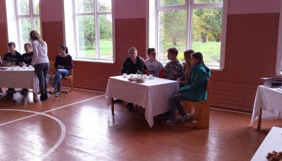 Dzejas dienas skolā un Latvijā!