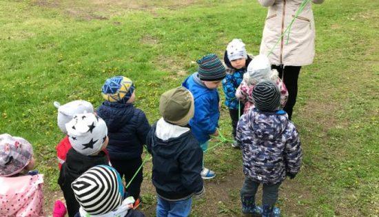 Āra izglītības diena – Lācīši, Pumpuriņi